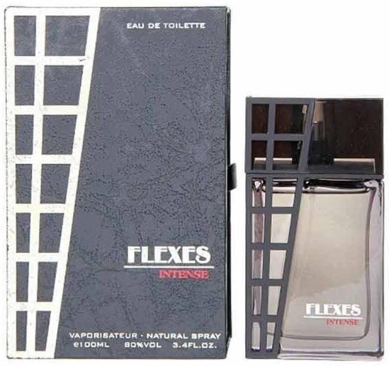 Deluxe Parfum Flexes Intense EDT  -  100 ml(For Men) image