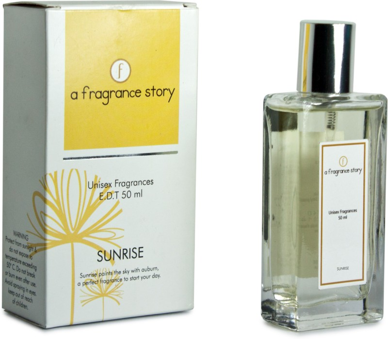 A Fragrance Story Sunrise EDT - 50 ml(For Men)