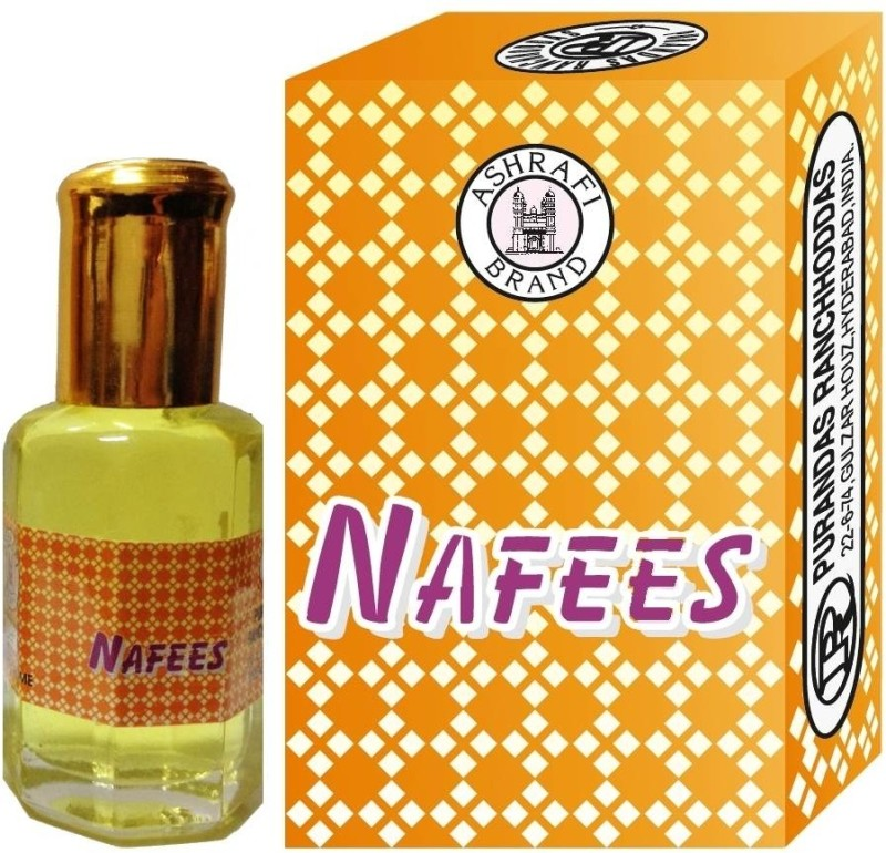 Purandas Ranchhoddas PRS Nafees Attar EDP  -  10 ml(For Men) image