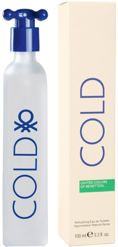 United Colors of Benetton 10019818 Eau de Toilette - 100 ml(For Men)