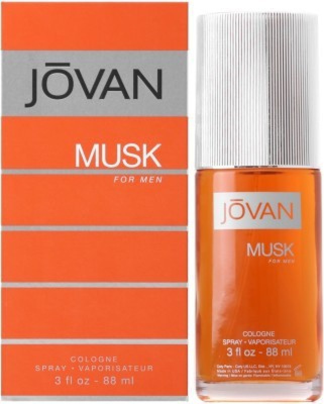 Jovan Musk EDC  -  88 ml(For Men) image
