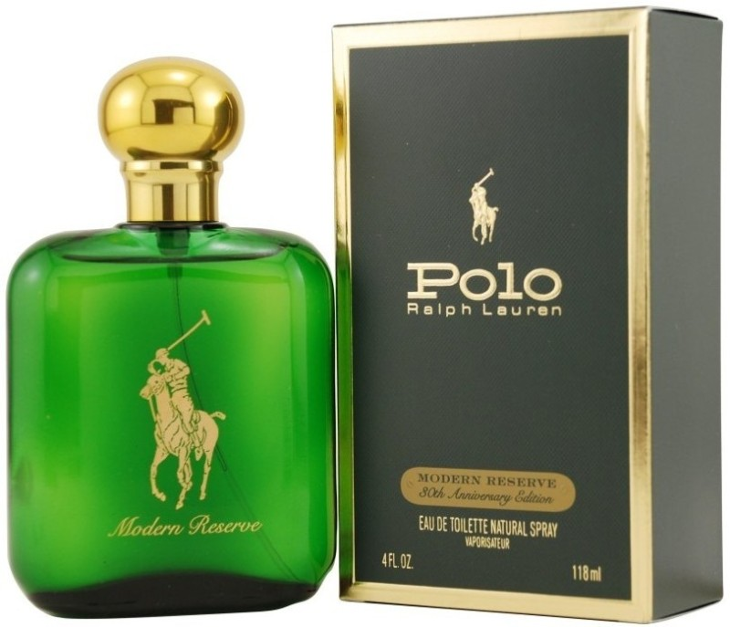 Ralph Lauren Polo Modern Reserve EDT - 118 ml(For Men)