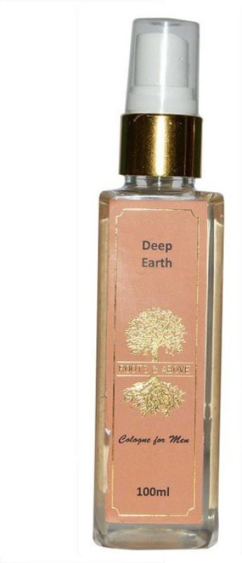 Roots & Above Deep Earth Perfume For Men Eau de Cologne  -  10 ml(For Men) image