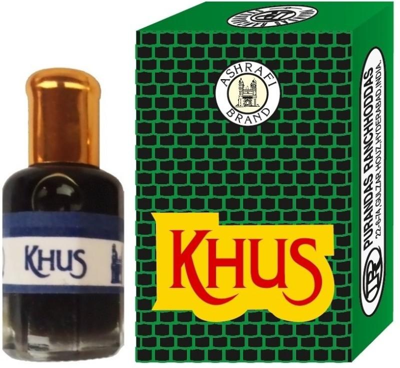 Purandas Ranchhoddas PRS Khus Attar EDP  -  6 ml(For Men) image