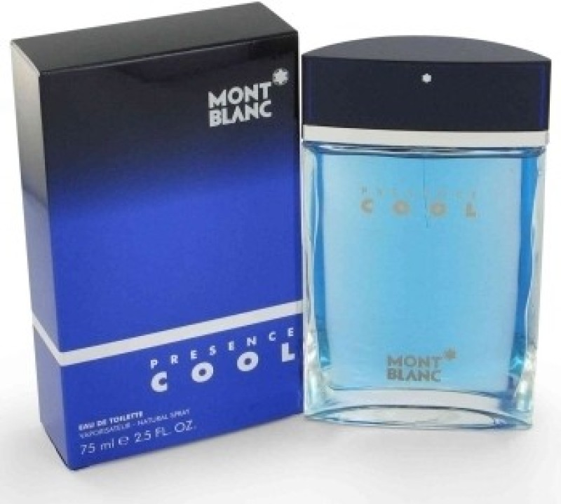 Montblanc Presence Cool EDT - 75 ml(For Men)