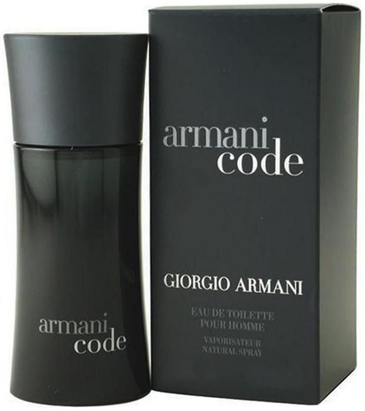 Giorgio Armani Code By Giorgio Armani EDT - 125 ml(For Men)