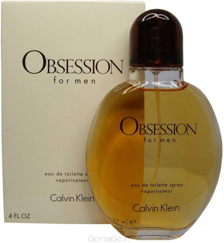 Calvin Klein Obsession EDT - 125 ml(For Men)