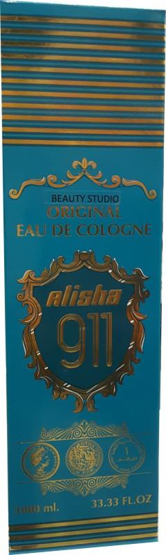 Beauty Studio alisha 911 cologne Eau de Cologne  -  1000 ml(For Men) image