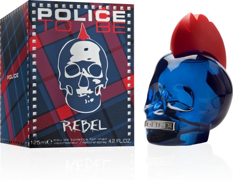 Police To Be Rebel WW Eau de Toilette - 125 ml(For Men)