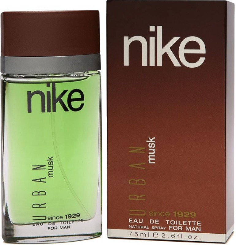 Nike Urban Musk EDT Eau de Toilette - 75 ml(For Men)
