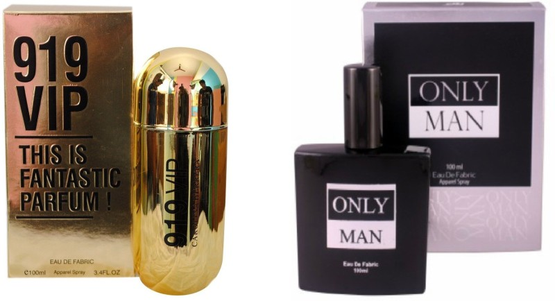 Ramco 919 VIP and Only Man Combo Eau de Parfum  -  200 ml(For Boys) image