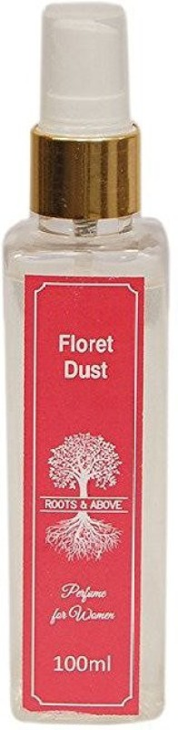 Roots and Above FLORET DUST For Women Eau de Cologne  -  100 ml(For Women) image