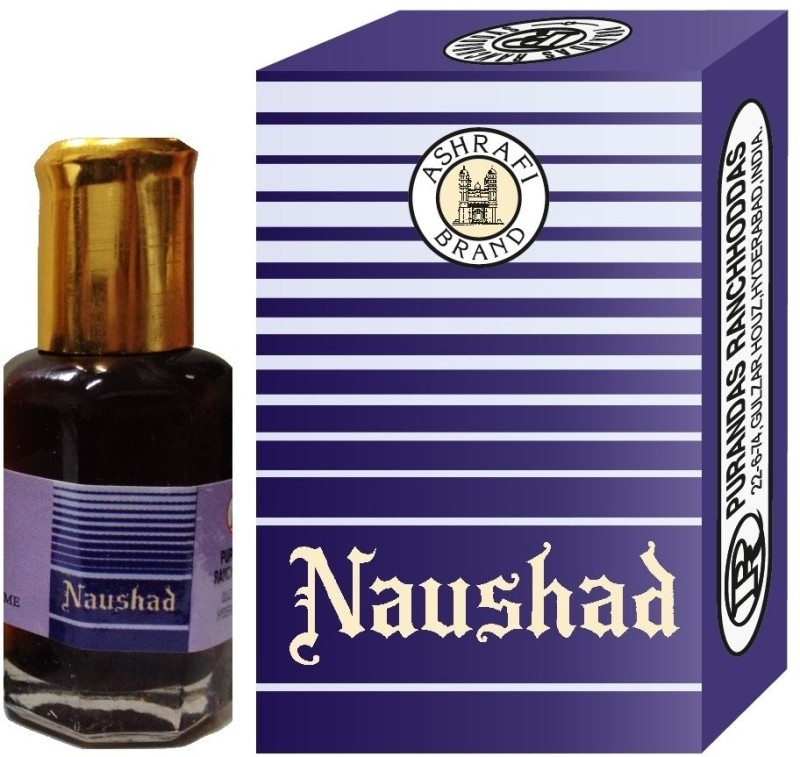 Purandas Ranchhoddas PRS Naushad Attar EDP  -  10 ml(For Men) image