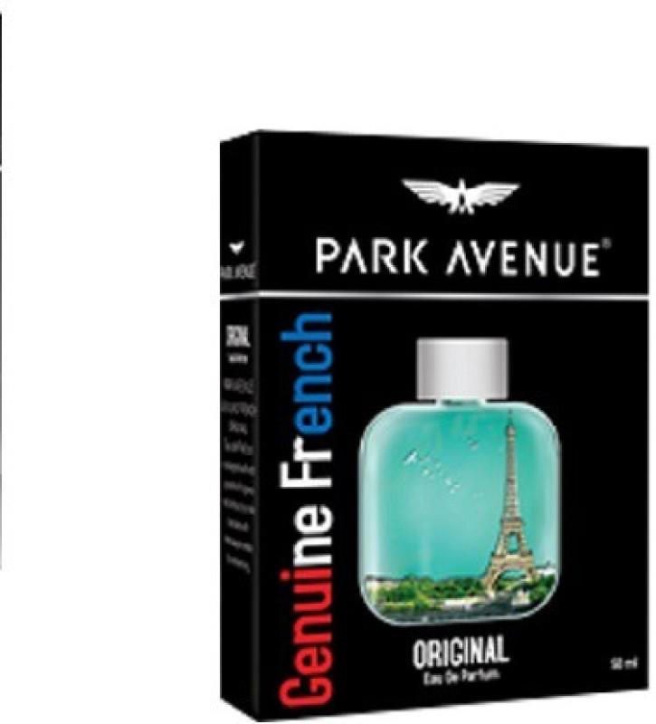 Park Avenue ORIGINAL Genuine French Eau de Parfum - 50 ml(For Men)