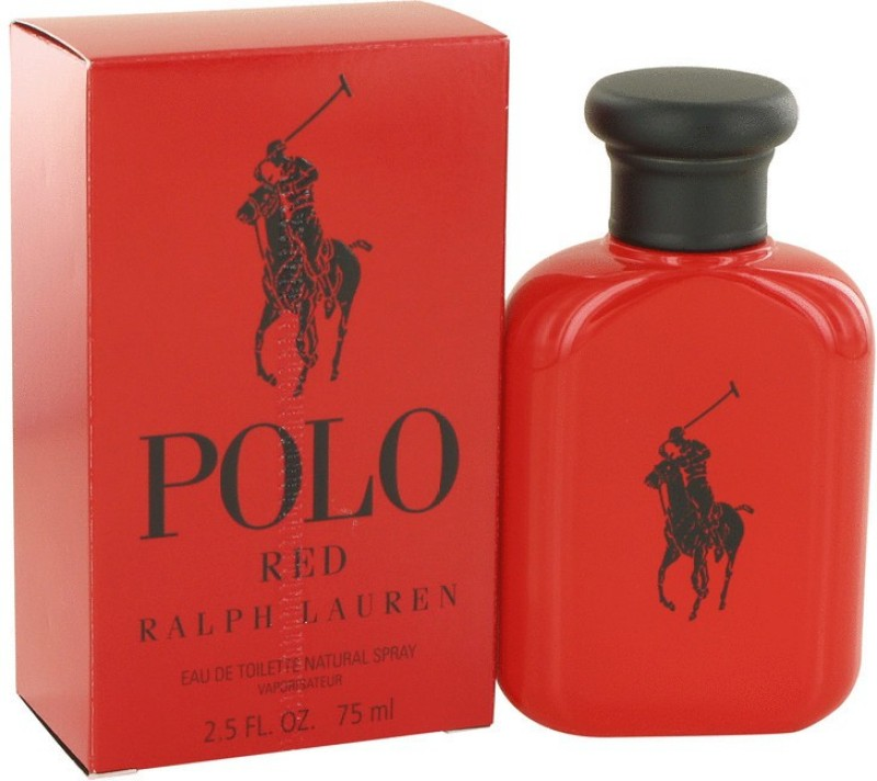 Ralph Lauren Polo Red Eau de Toilette - 75 ml(For Men)