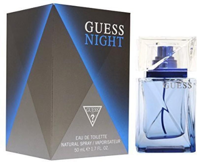 Guess Night Eau de Toilette - 50 ml(For Men)