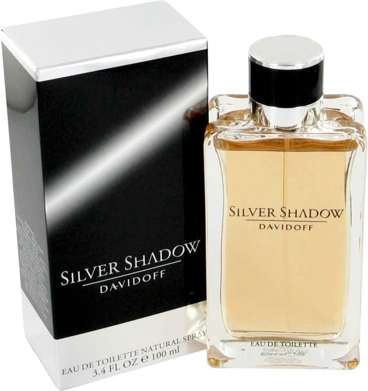 Davidoff Silver Shadow EDT - 100 ml(For Men)