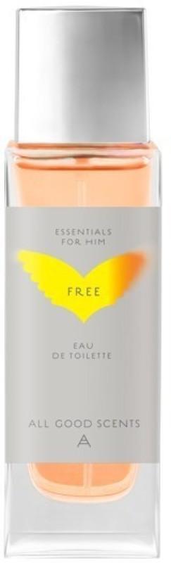 All Good Scents Free Eau de Toilette  -  50 ml(For Men) image