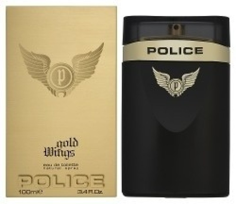 Police Wings Gold EDT  -  100 ml(For Men) image