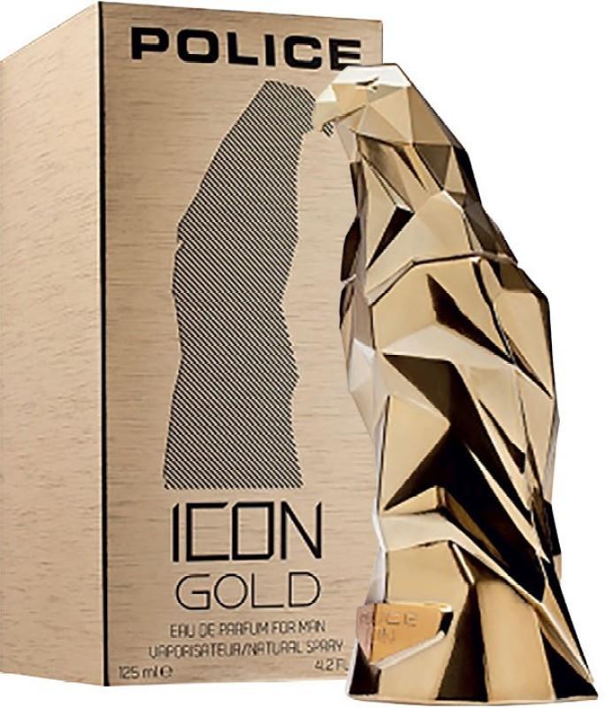 Police Icon Gold Eau de Parfum - 125 ml(For Men)