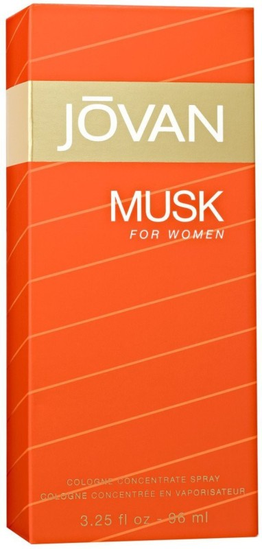 Jovan Musk for Women Eau de Cologne  -  96 ml(For Women) image