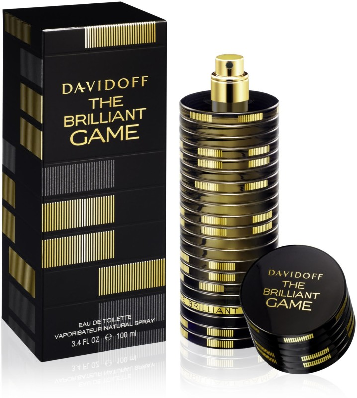 Davidoff The Brillant Game Eau de Toilette - 100 ml(For Men)