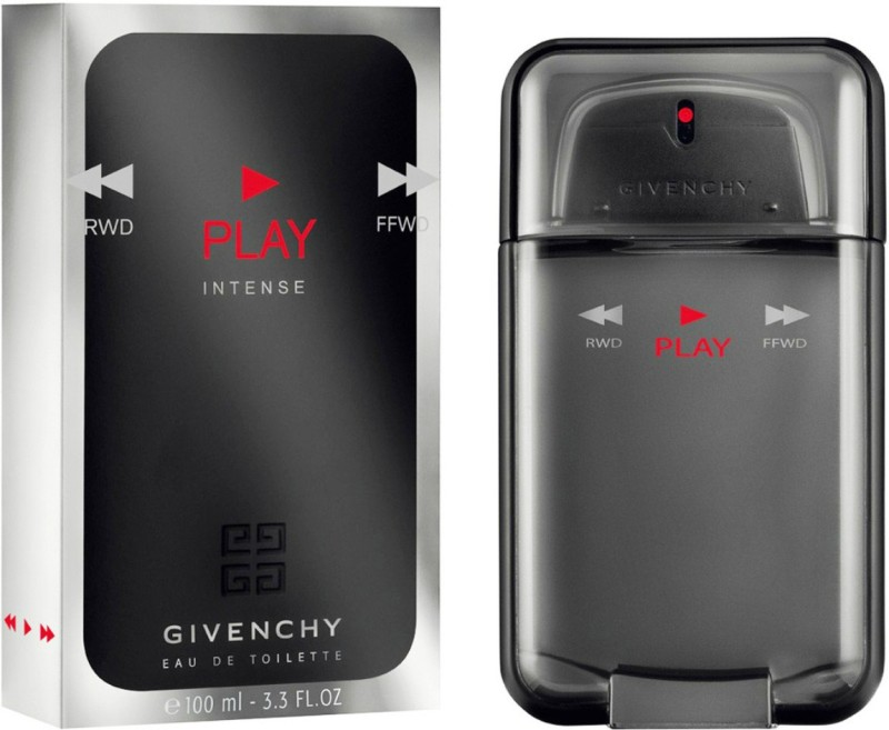 Givenchy Play Intense EDT - 100 ml(For Men)