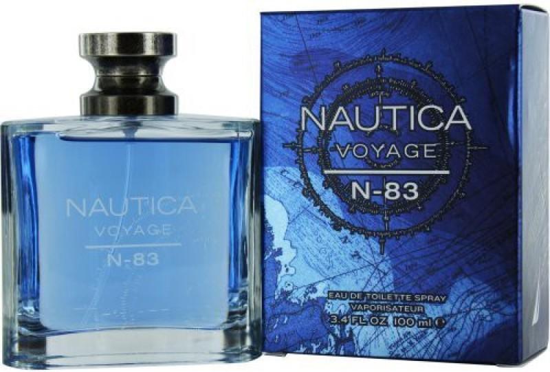 Nautica Voyage N-83 Eau de Toilette - 100 ml(For Men)