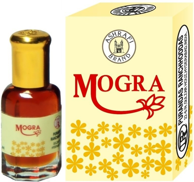 Purandas Ranchhoddas PRS Mogra Attar Eau de Parfum - 10 ml(For Men)
