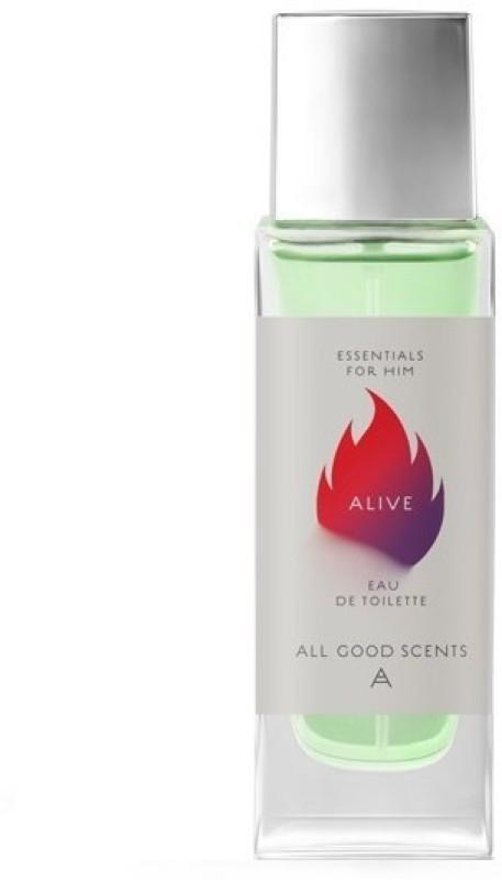 All Good Scents Alive Eau de Toilette  -  50 ml(For Men) image