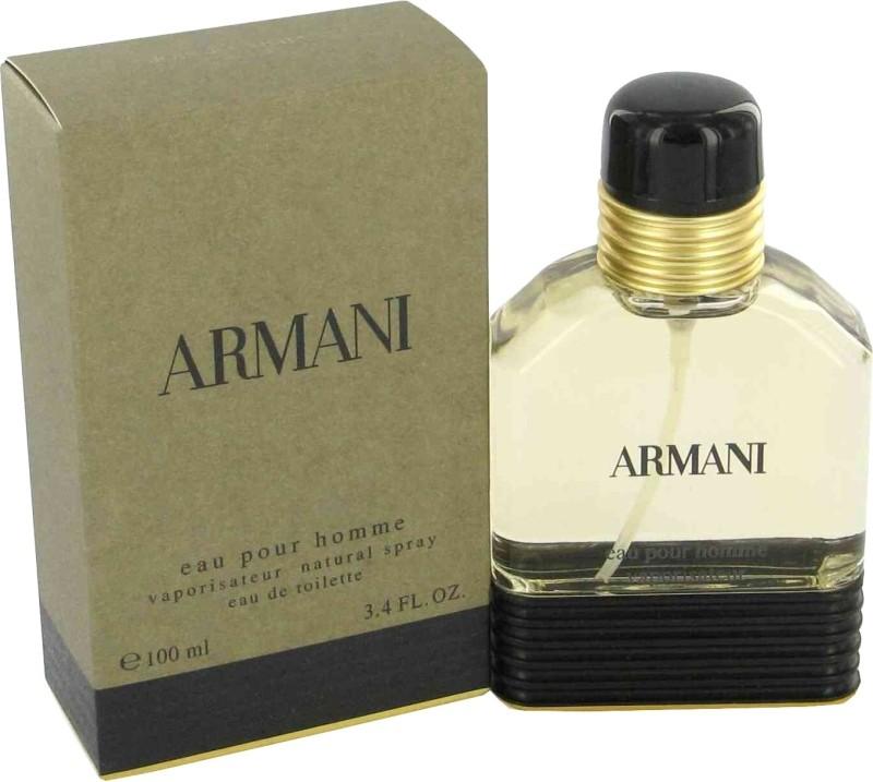 Giorgio Armani Eau Pour Homme EDT - 100 ml(For Men)
