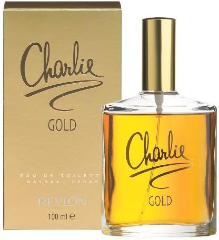 Revlon Charlie Gold Eau Fraiche Vaporisteur - 100 ml(For Women) image