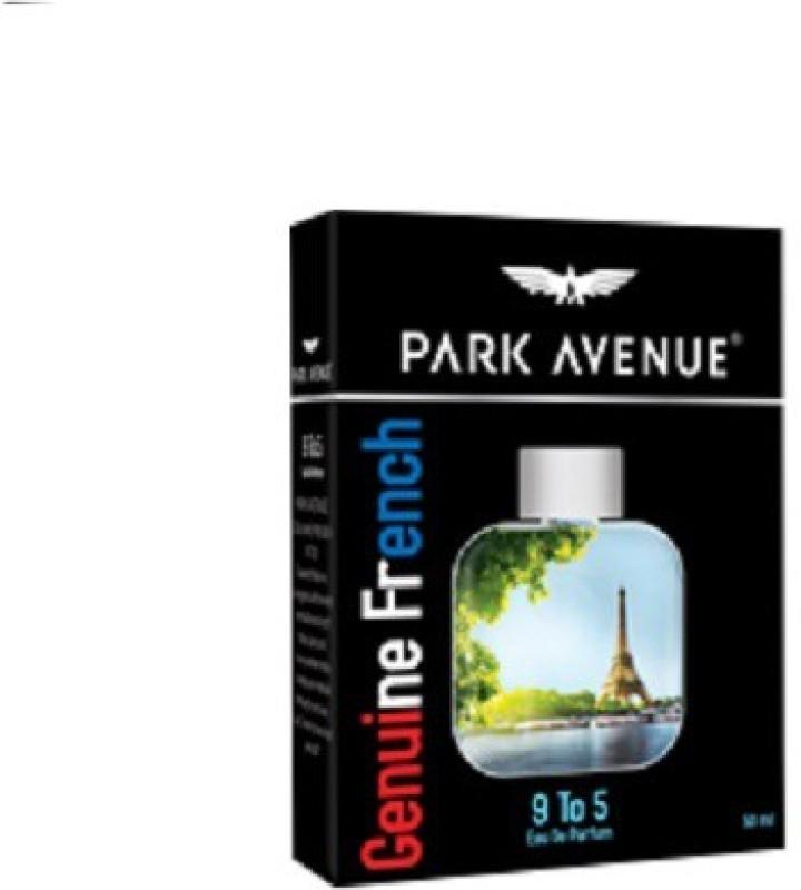 Park Avenue 9 to 5 Genuine French Eau de Parfum - 50 ml(For Men)