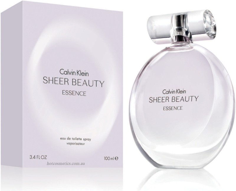 Calvin Klein Beauty Sheer Essence EDT - 100 ml(For Women)