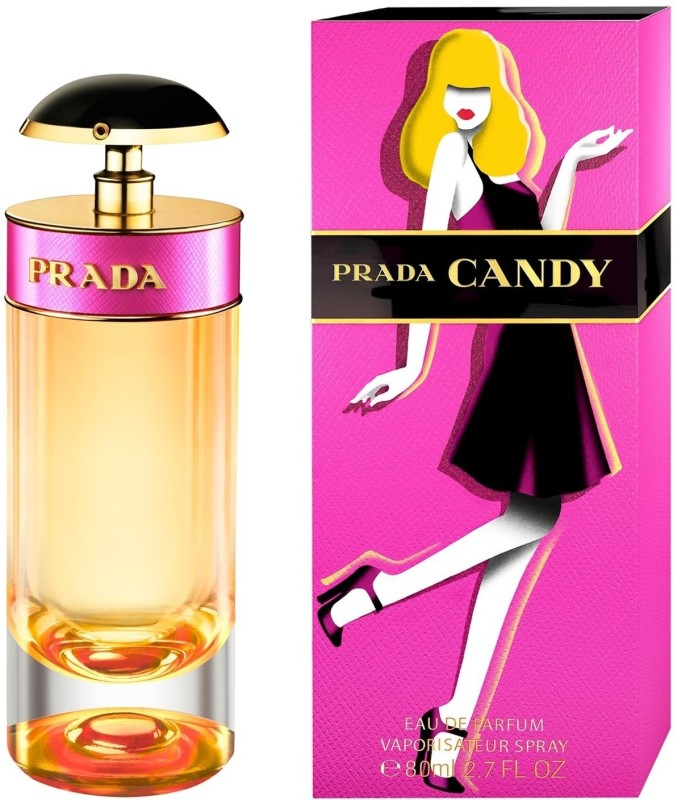 Prada Candy EDP - 80 ml(For Women)