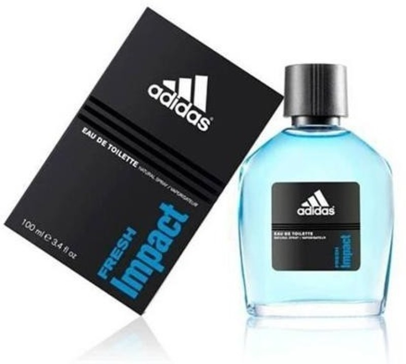 ADIDAS Fresh Impact EDT - 100 ml(For Men)