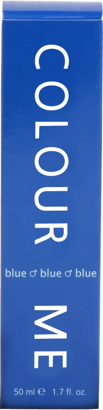 Colour Me Blue EDT  -  50 ml(For Men) image