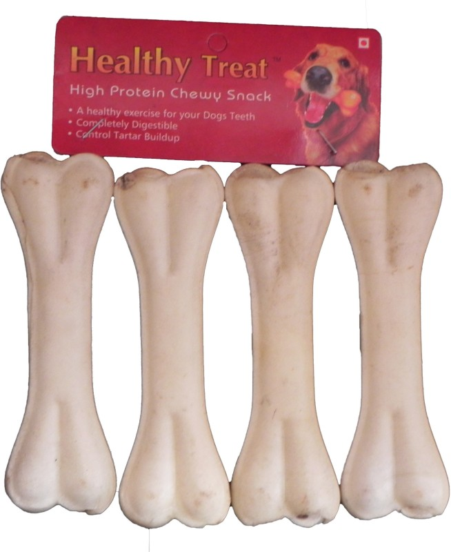 Healthy Treat Chew Bone Dog Chew(450 g, Pack of 2)
