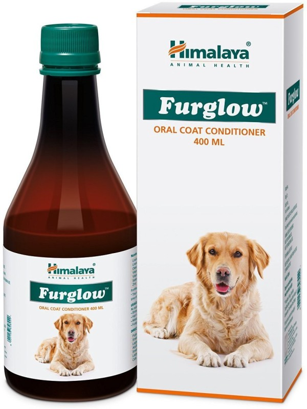 Himalaya Furglow Pet Conditioner(400 ml)
