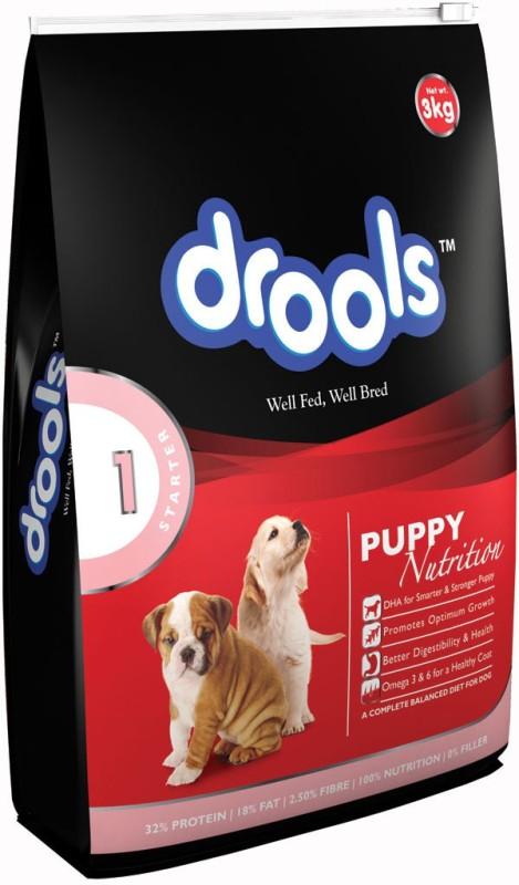 Drools Puppy Starter 3 kg Dog Food