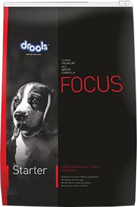 Drools Focus Starter Egg, Chicken 4 kg Dog Food