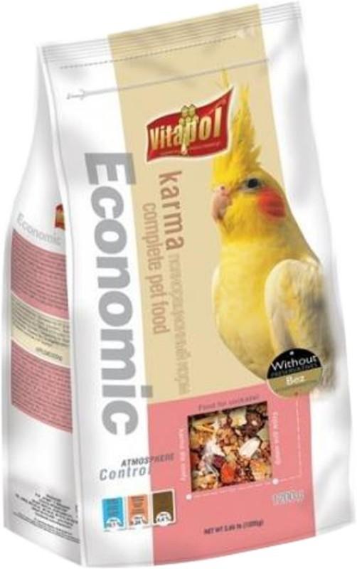 Vitapol Economic Food for Cockatiel 1.2 kg Dry Bird Food