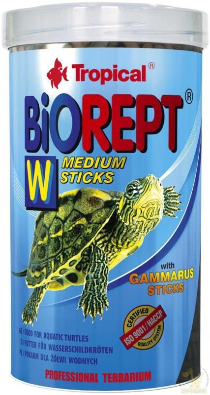Tropical BIOREPT W. 500ML/150G-11365 2 g Dry Turtle Food