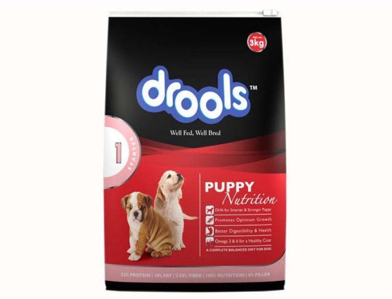 Drools puppy starter Chicken 3 kg Dry Dog Food