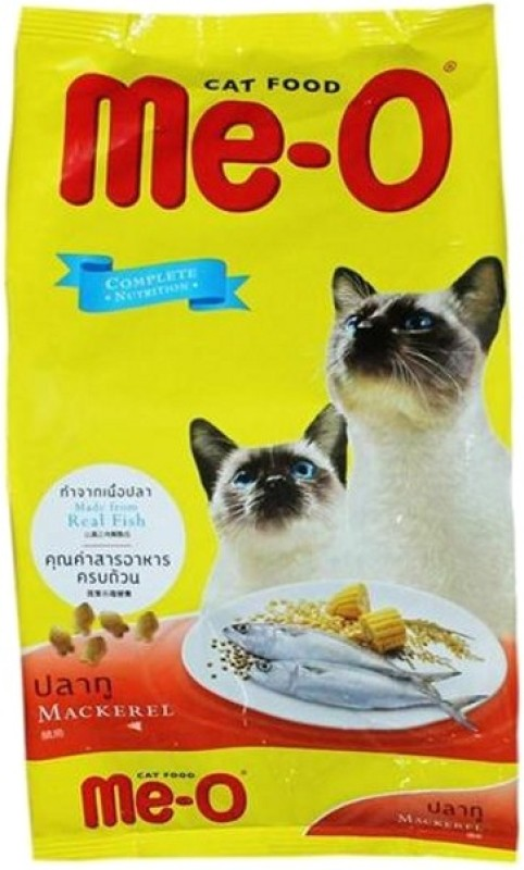 Me-O Mackerel 3 kg Cat Food