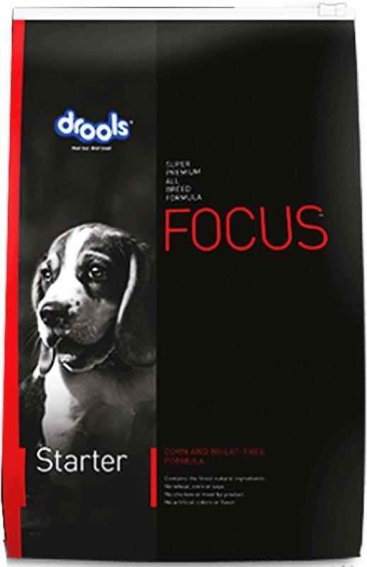 Drools Focus Starter Chicken 4 kg Dry Dog Food