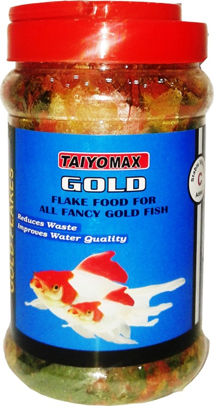 Taiyo Gold Flakes 100gm Fish 100 g Dry Fish Food