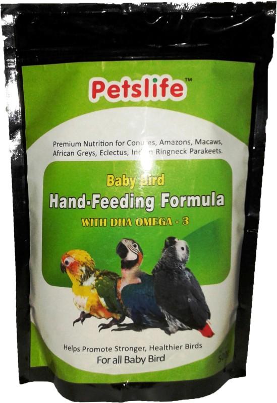 Taiyo Petslife Hand Feeding Formula 500gm 500 g Dry Bird Food