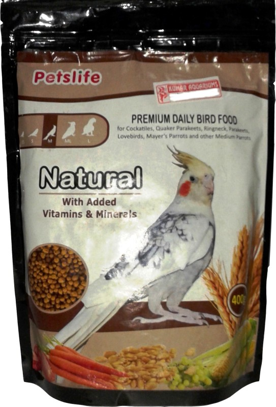 Taiyo Natural (M) 400gm 400 g Dry Bird Food