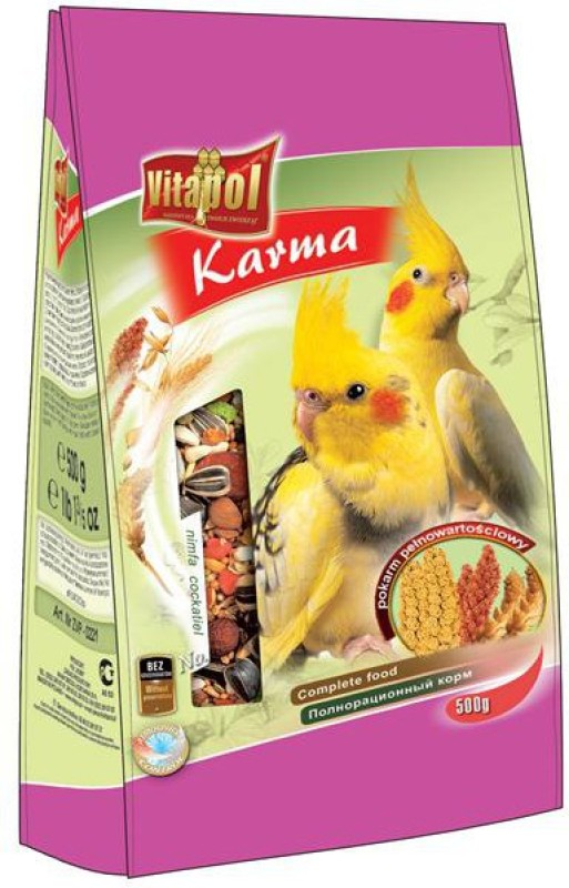 Daily Pack - Bird Foods - pet_supplies